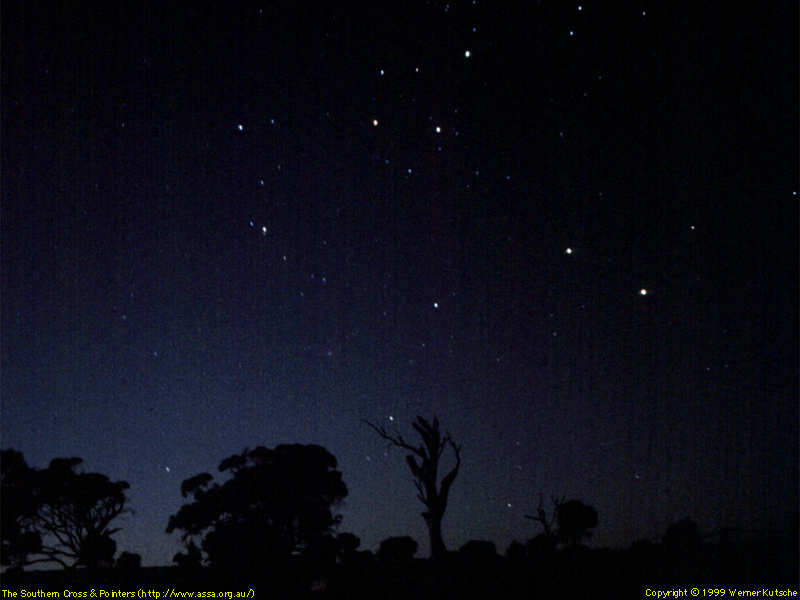The Southern Cross & the Pointers